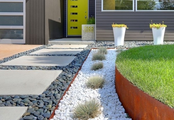 100 Landscaping Ideas For Front Yards And Backyards - Planted Well pertaining to Landscaping Ideas For Front Yard Diy