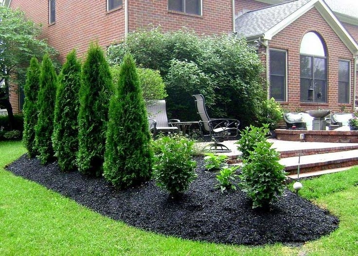 Small backyard landscaping ideas for privacy garden design for Small backyard privacy ideas