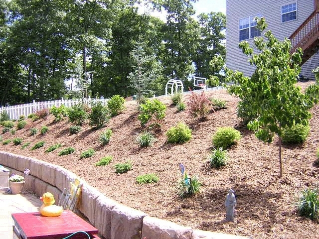 17 Best Ideas About Landscaping A Hill On Pinterest | Sloped Yard pertaining to Landscaping Ideas For Front Yard Hill
