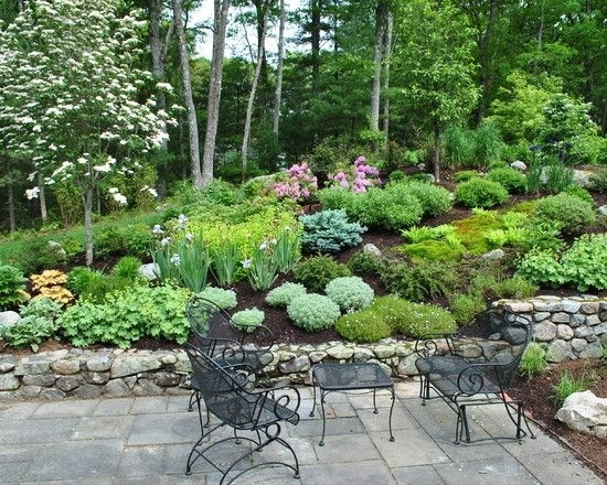 17 Best Ideas About Landscaping A Hill On Pinterest   Sloped Yard throughout Small Garden Ideas On A Hill