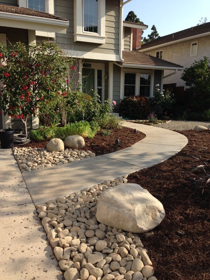 17+ Best Ideas About No Grass Landscaping On Pinterest | No Grass in Landscaping Ideas For Front Yard No Grass