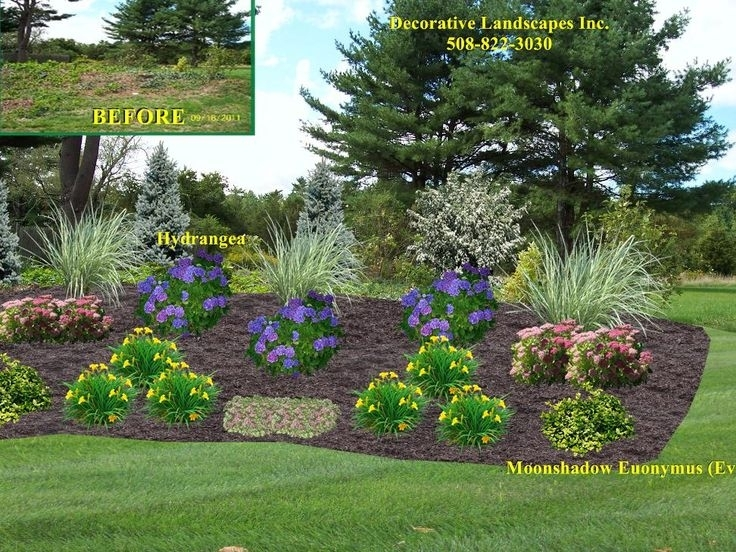 Landscaping Ideas For Front Yard On A Hill - Garden Design