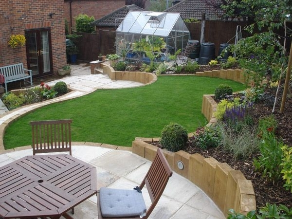 17 Best Ideas About Sloping Garden On Pinterest | Sloped Garden intended for Landscaping Ideas For Small Sloping Garden