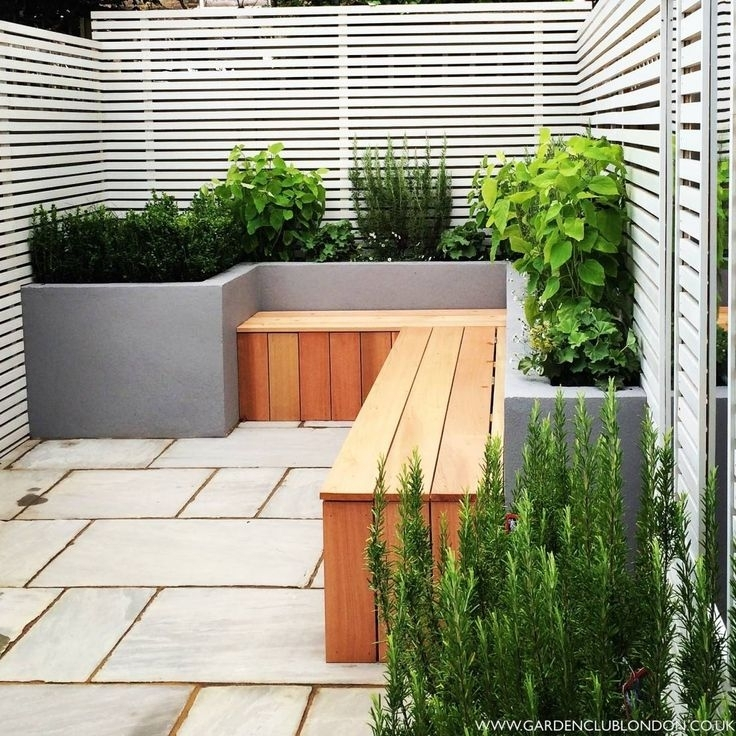 17 Best Ideas About Small Back Gardens On Pinterest | Small inside Garden Ideas For Small Back Gardens