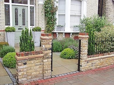 17 Best Ideas About Small Front Gardens On Pinterest | Front with Garden Design For Small Front Gardens