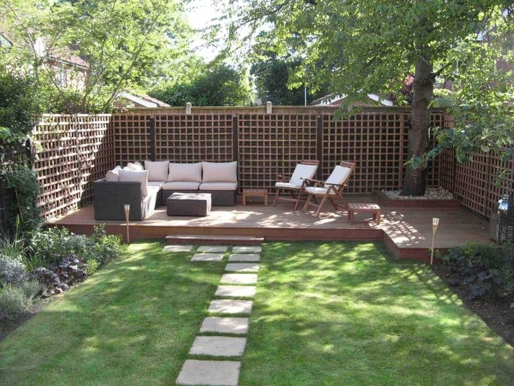 17 Best Ideas About Small Yard Design On Pinterest | Small in Backyard Landscaping Ideas For Small Backyards