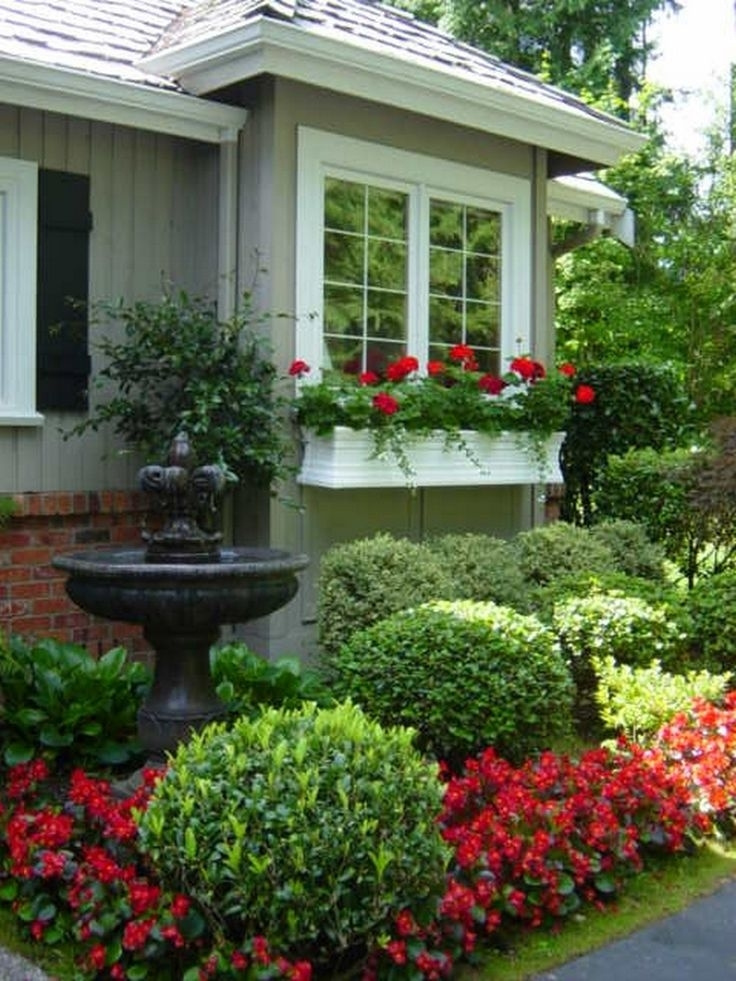 25+ Best Ideas About Front Yard Landscaping On Pinterest | Yard inside Landscape Ideas For Front Yard Simple