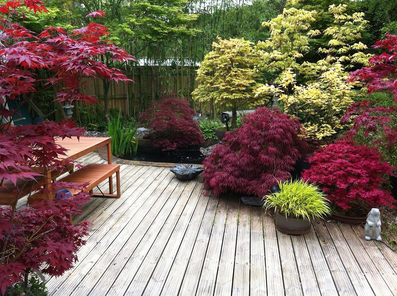 25+ Best Ideas About Small Japanese Garden On Pinterest   Japanese in Japanese Garden Design