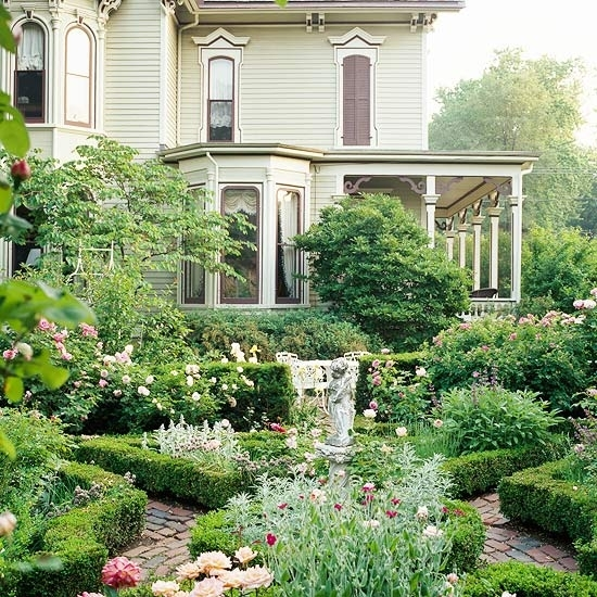 28 Beautiful Small Front Yard Garden Design Ideas - Style Motivation in Garden Designs For Small Front Yards