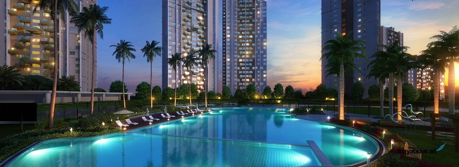 3 Bhk Luxury Apattment For Sell Elita Garden Vista New Town with Garden Vista Apartments