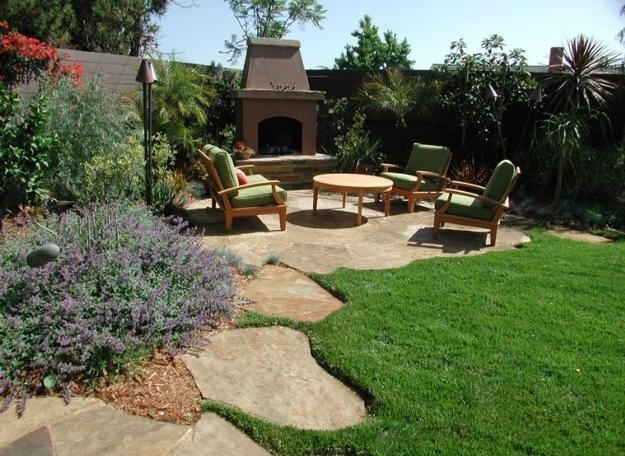 30 Green Backyard Landscaping Ideas Adding Privacy To Outdoor throughout Landscaping Ideas For Small Backyard Privacy