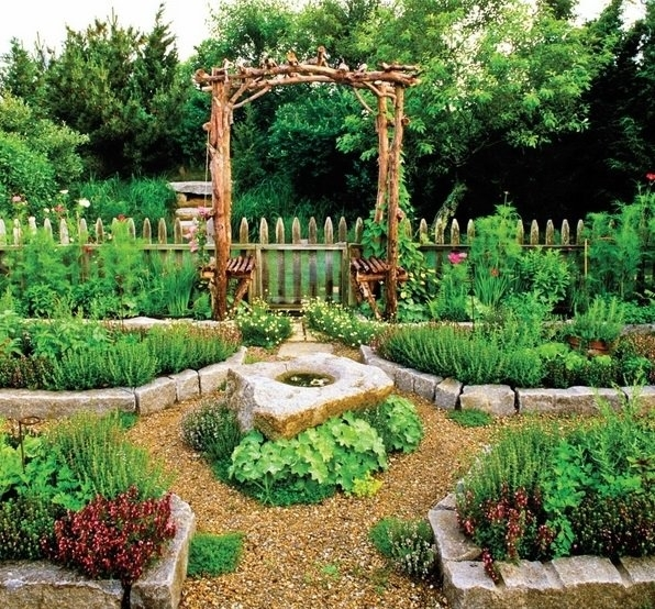 Landscaping With Vegetables Design : Diy vegetable garden design for your home