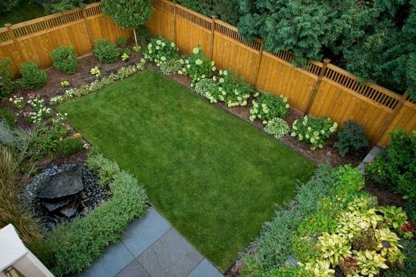 9 Best Landscaping Ideas For Small Backyard Privacy | Walls-Interiors within Small Backyard Landscaping Ideas For Privacy
