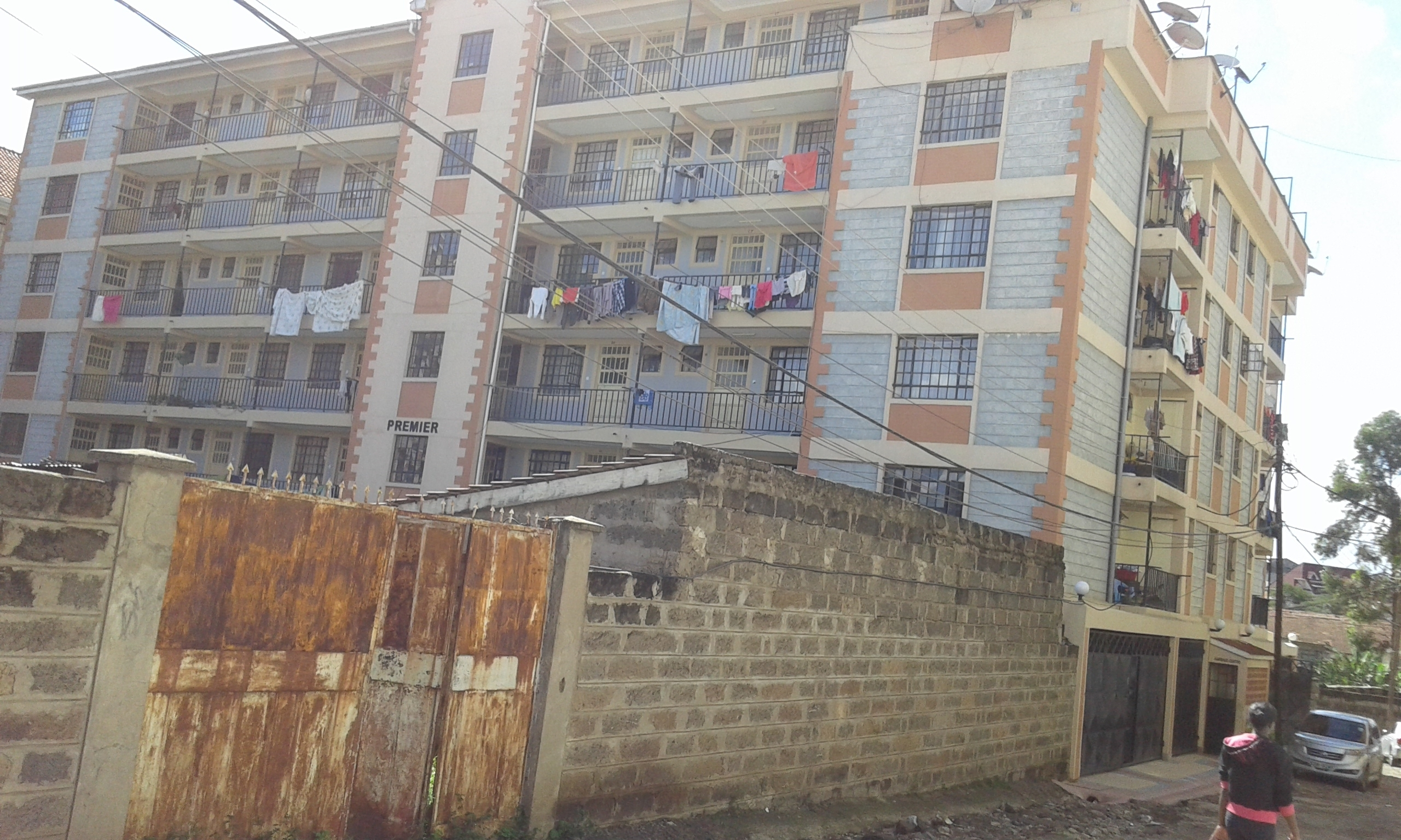 Block Of Apartments With A Monthly Rental Income Of Kes inside Premier Garden Apartments
