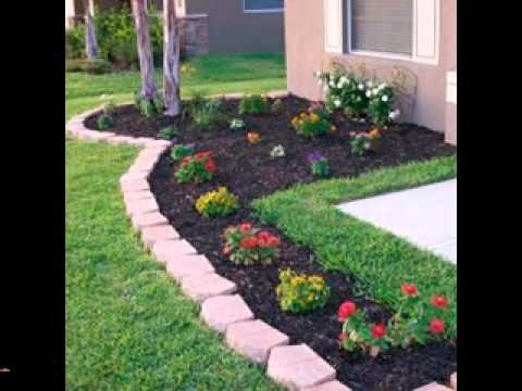 Easy Diy Landscaping Projects Ideas - Youtube within Landscaping Ideas For Front Yard Diy