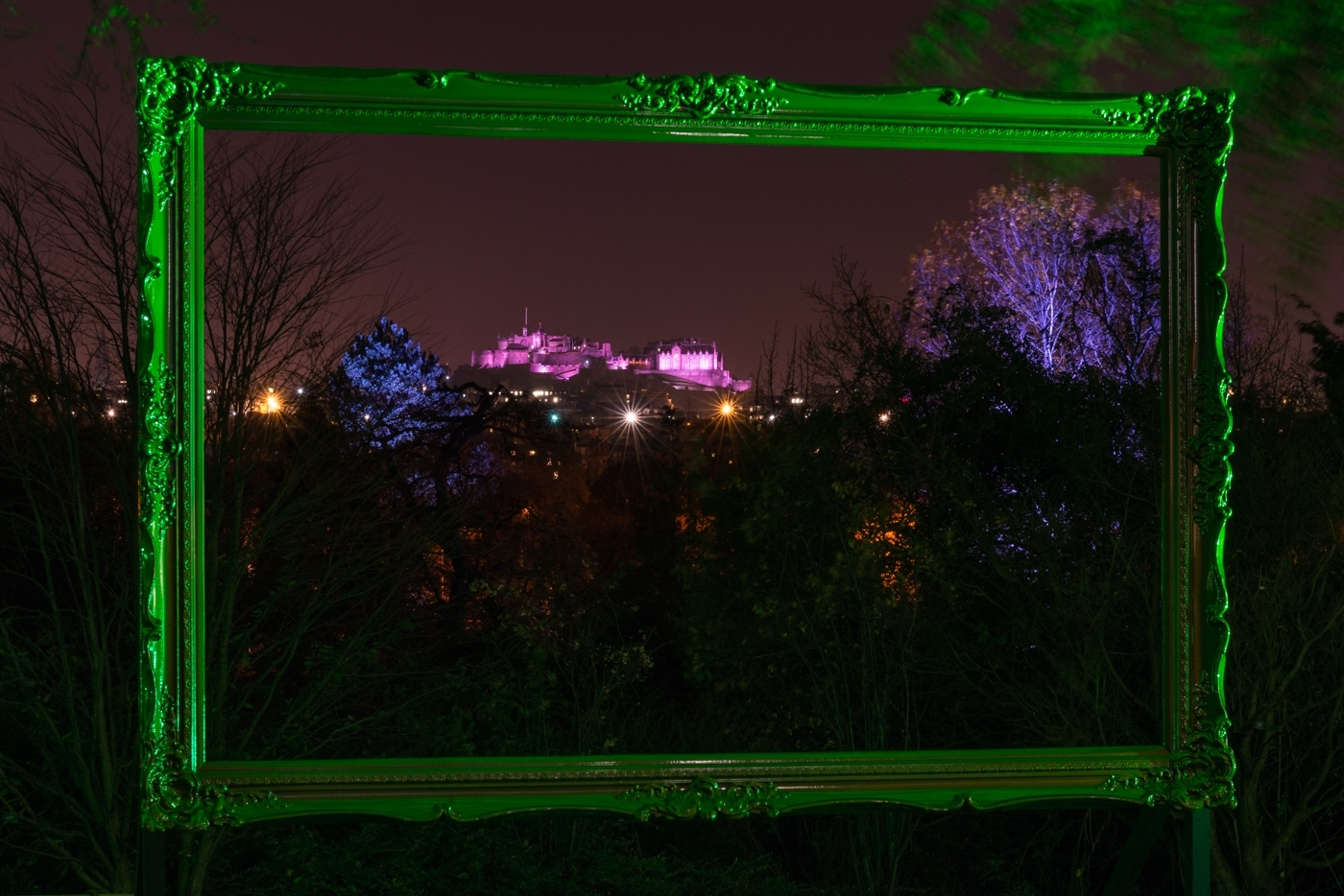 Edinburgh - Event – Night In The Garden, 30Th October – November pertaining to Botanic Garden Edinburgh Light Show