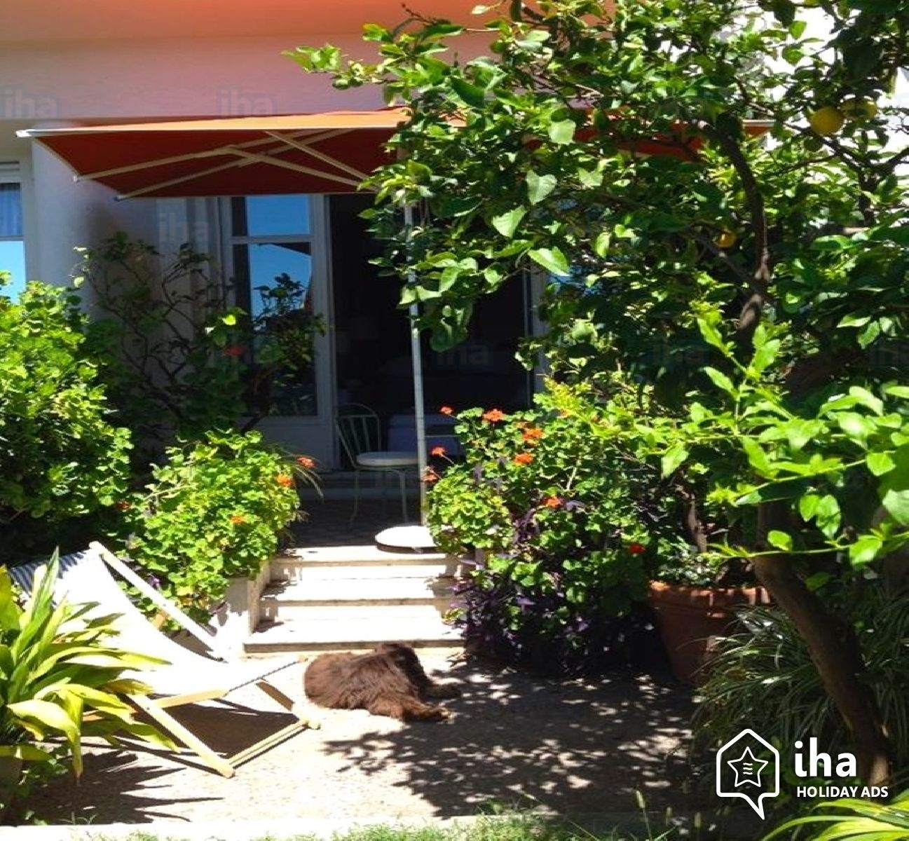 Flat-Apartments For Rent In A Palace In Nice Iha 76423 regarding Garden On Flat Apartment