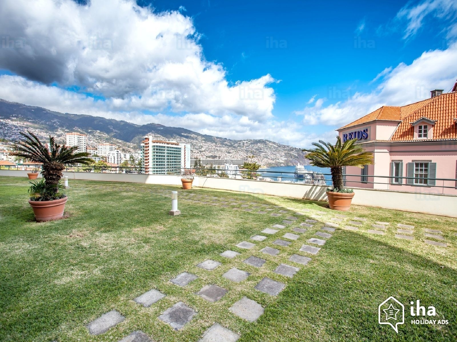 Flat-Apartments For Rent In Funchal Iha 33060 intended for Garden On Flat Apartment