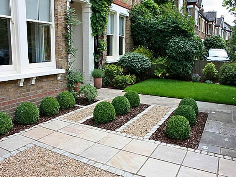 Front Garden Designs And Ideas with Garden Design For Small Front Gardens
