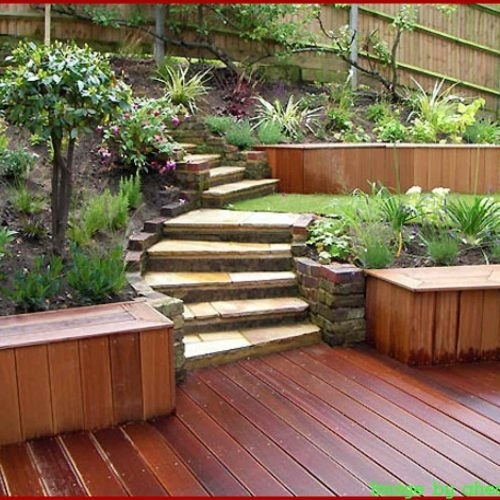 garden design idea small garden design examples perfect home ideas throughout small garden ideas on a - Garden Examples Photos