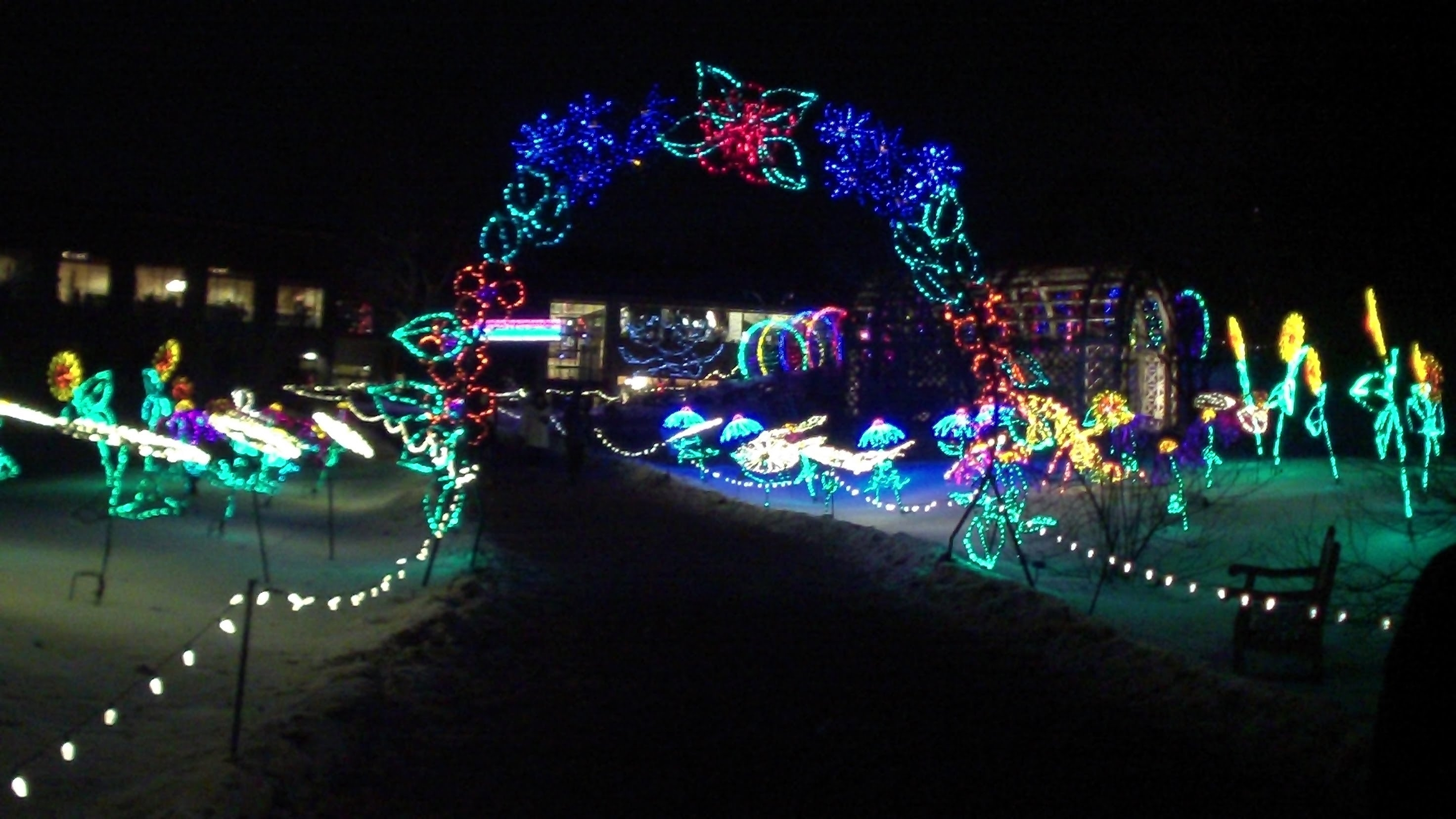 Garden Of Lights 2013 Green Bay Botanical Gardens - Youtube pertaining to Garden Of Light At Emperors Palace