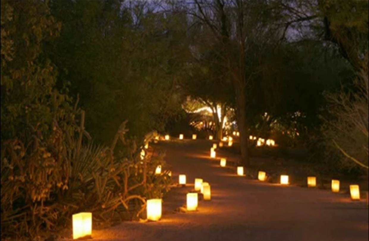 Garden Party Decorations - By A Professional Party Planner pertaining to Garden Light Ideas For A Party