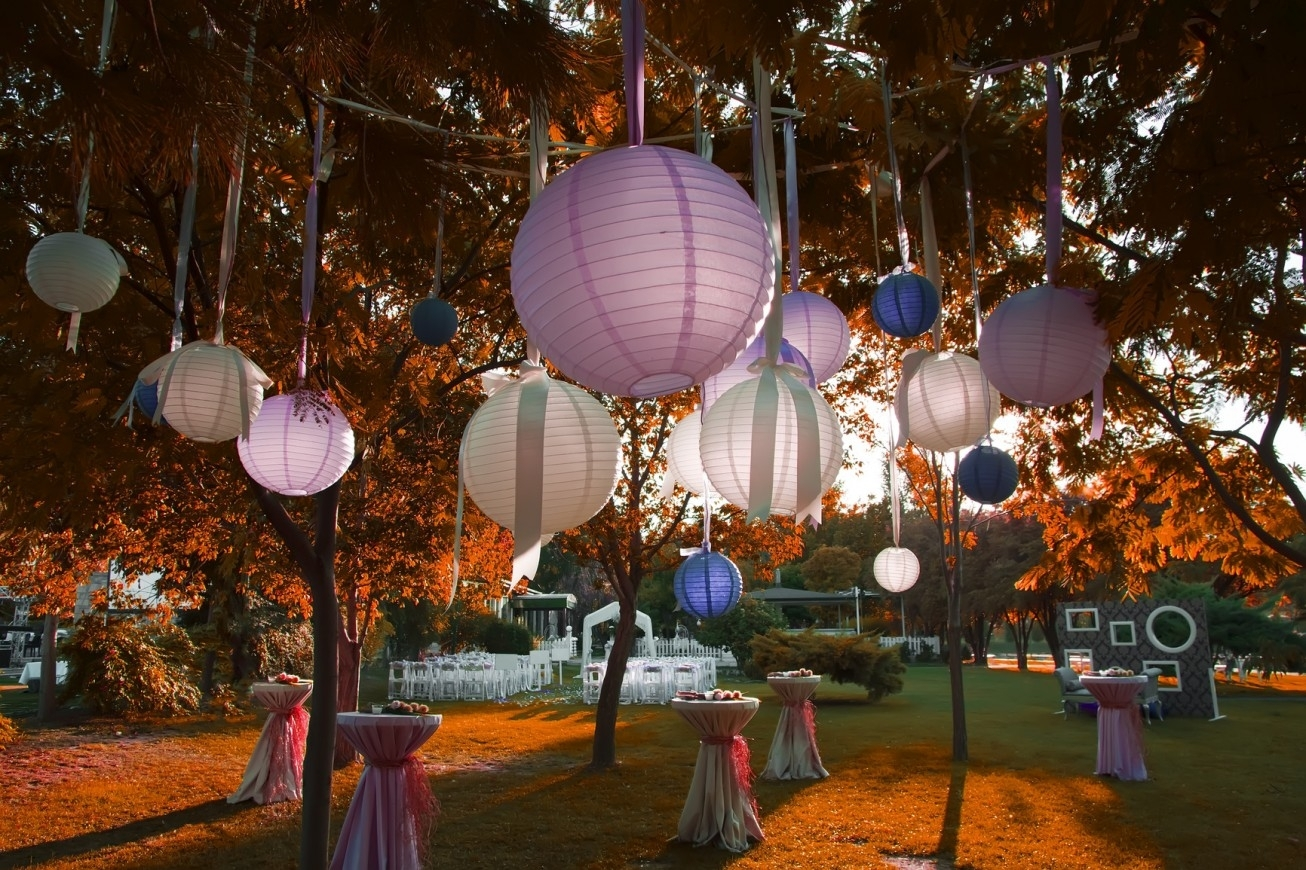 Garden Party Lighting Ideas Free Image intended for Garden Light Ideas For A Party
