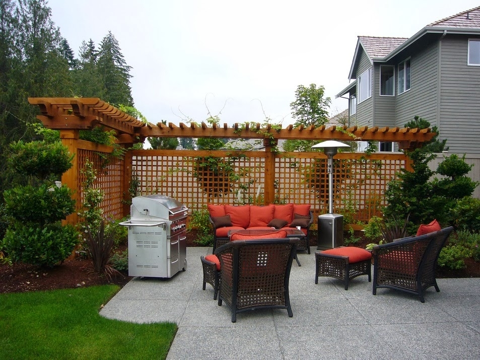 Good Backyard Privacy Ideas | Privacy In The Garden | Pinterest in Landscaping Ideas For Small Backyard Privacy