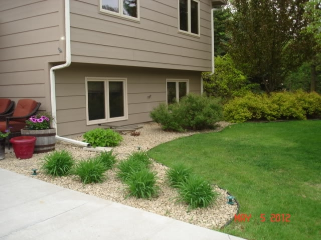 Help W/ Foundation Plantings On Split Level for Landscaping Ideas For Front Yard Tri-Level