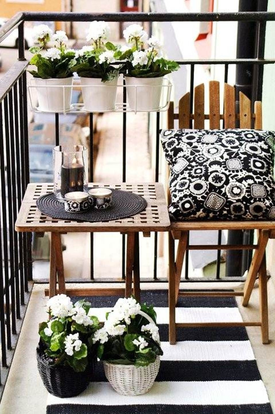 How To Make Your Tiny Patio The Perfect Spot To Hangout with regard to The Best Ideas For Laurel Gardens Apartments