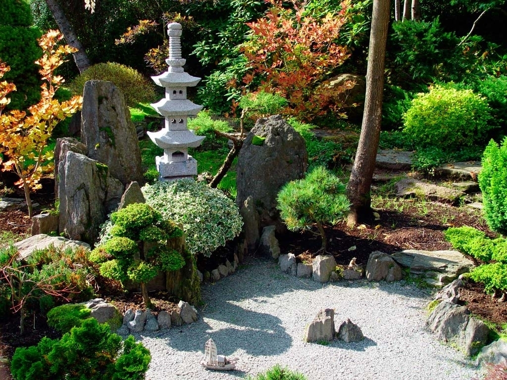 20 Awesome Ideas to Create Japanese Garden Design Garden Design