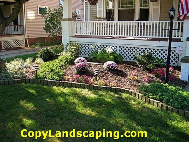 Landscape Design Ideas For Small Front Yards regarding Landscaping Design Ideas For Small Front Yard