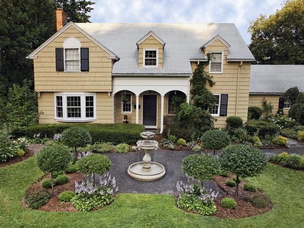 Landscaping: Landscaping Ideas Front Yard Country Home throughout Landscaping Ideas Front Yard Country Home