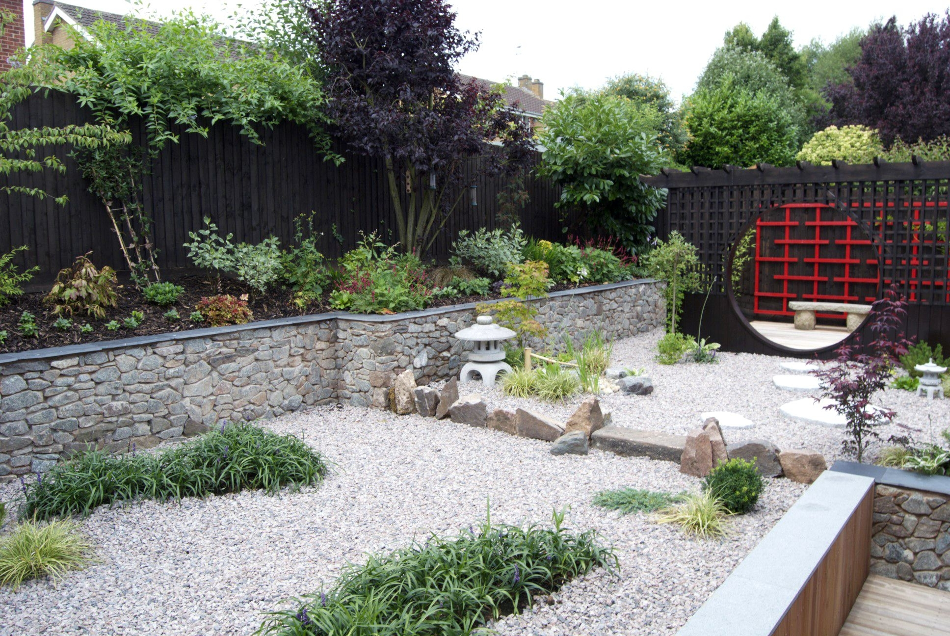 Lawn & Garden : Japanese Garden Designs For Small Spaces Then with regard to Japanese Garden Design