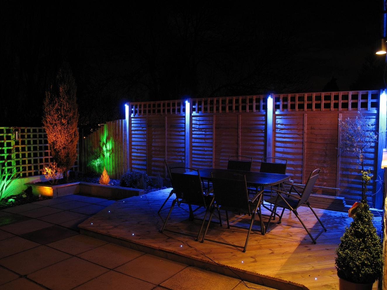 Low-Voltage-Garden-Lighting-Systems pertaining to Garden Light B And Q