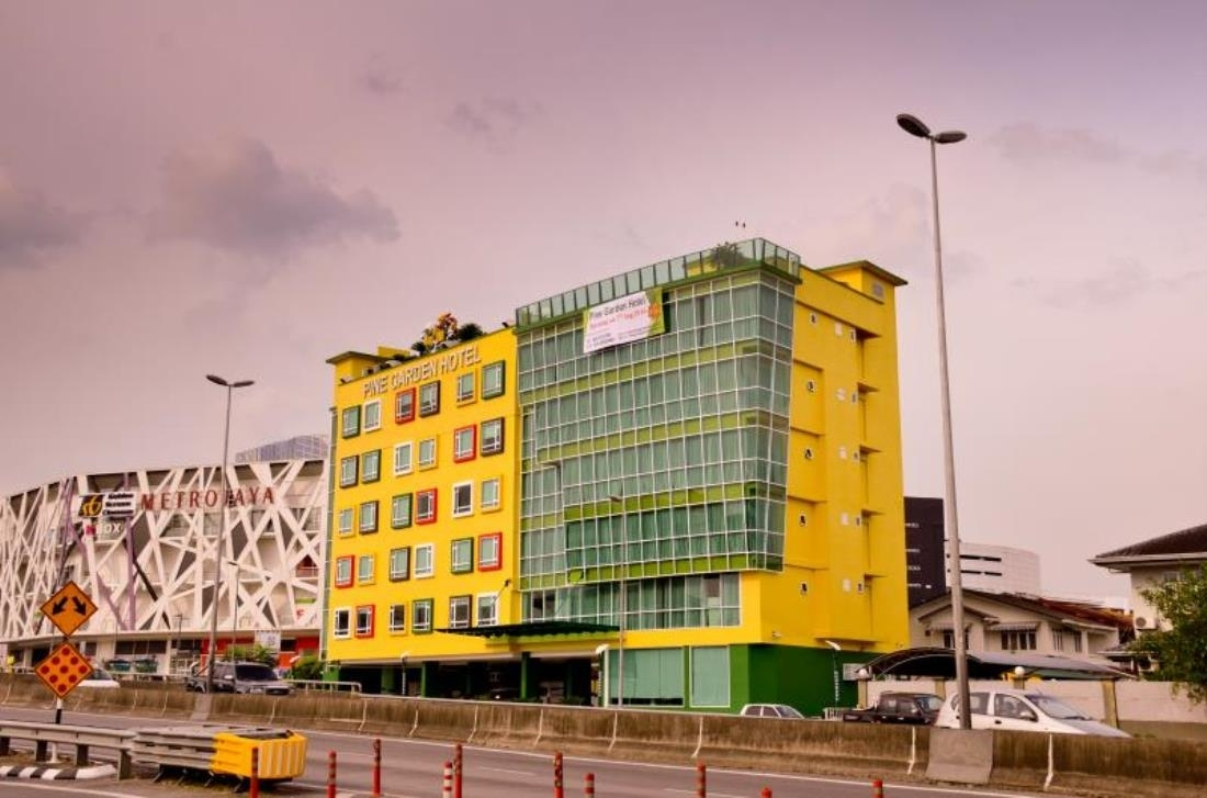 Pine Garden Hotel | The Official Travel Website For Sarawak with regard to Pine Gardens Apartments