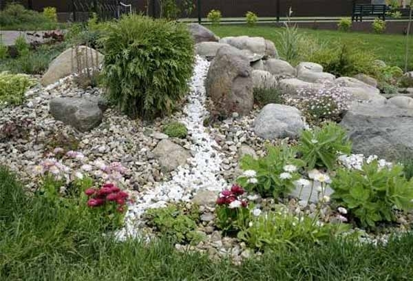 Rock garden ideas for small gardens garden design for Small rock garden designs