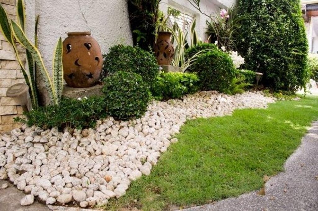 Rock Garden Designs Front Yard. Tropical Landscape Plants For pertaining to Rock Garden Ideas For Front Yard