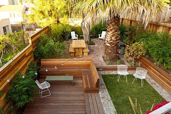 Similiar Landscaping For Sloped Small Yard Keywords in Landscaping Ideas For Small Sloping Garden