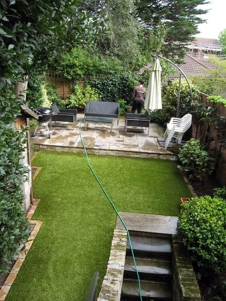 Simple Small Garden Ideas - The Gardening within Simple Garden Designs For Small Gardens