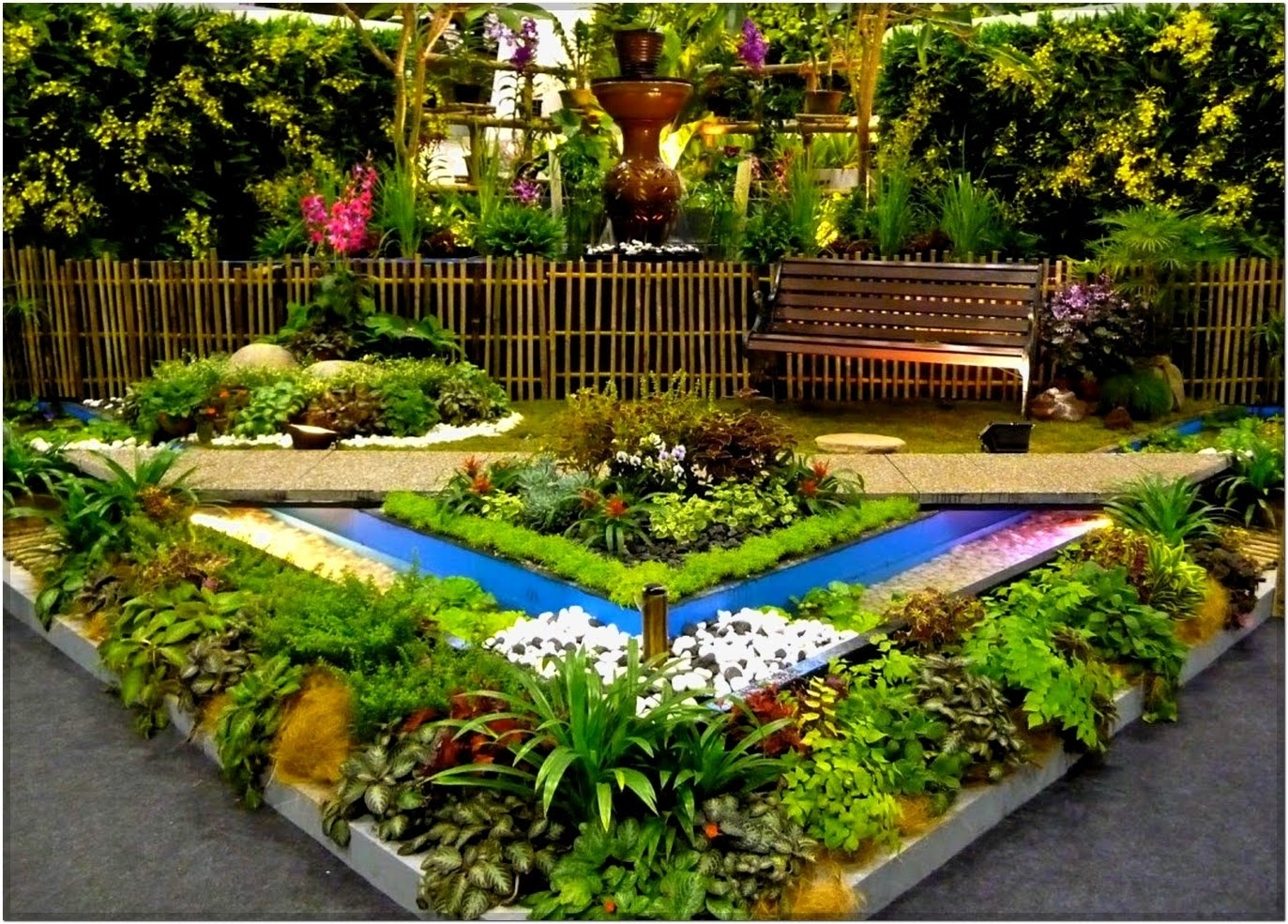 Small Garden Ideas On A Budget 2016 - Youtube with Small Garden Ideas