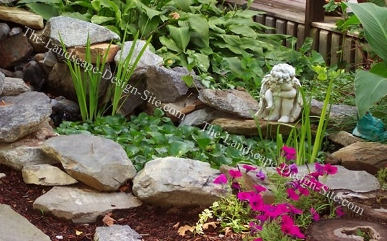 Rock Garden Ideas For Small Gardens – Garden Design. Garden Design - small rock garden designs