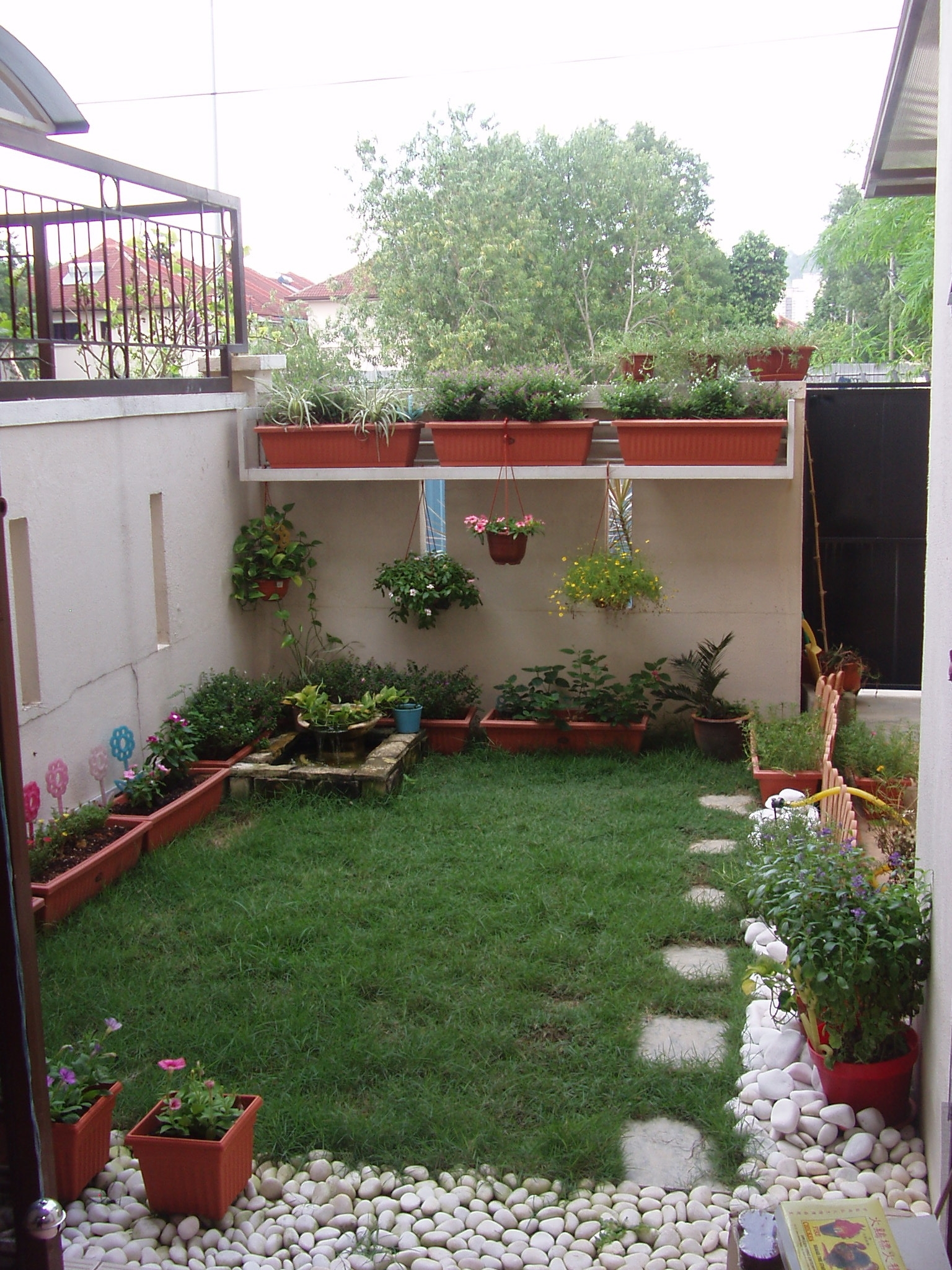 Small Yard Garden Ideas | Alices Garden pertaining to Backyard Garden Ideas For Small Yards