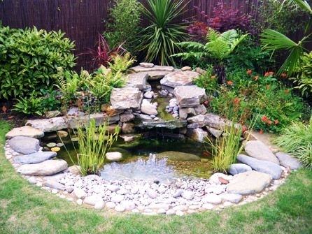 The 25+ Best Ideas About Small Backyard Ponds On Pinterest   Small with regard to Garden Pond Ideas For Small Gardens