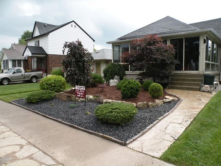 The 25+ Best Ideas About Small Front Yard Landscaping On Pinterest throughout Low Cost Landscaping Ideas For Small Front Yards