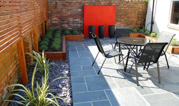 11 Standout Ideas For Garden Paving intended for Paving Ideas For Small Front Gardens