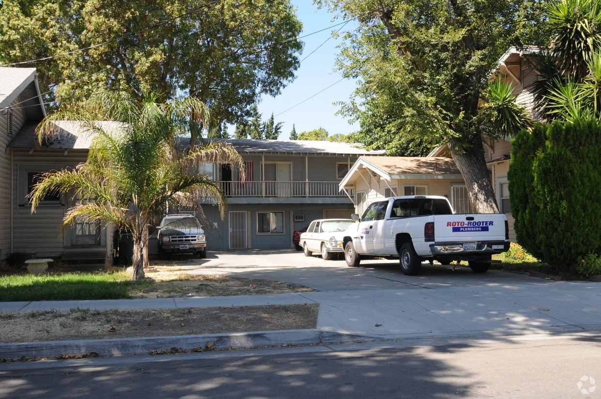 1241-43 45 N Parker Ave Tracy, Ca 95376 Rentals - Tracy, Ca with regard to Tracy Garden Apartments