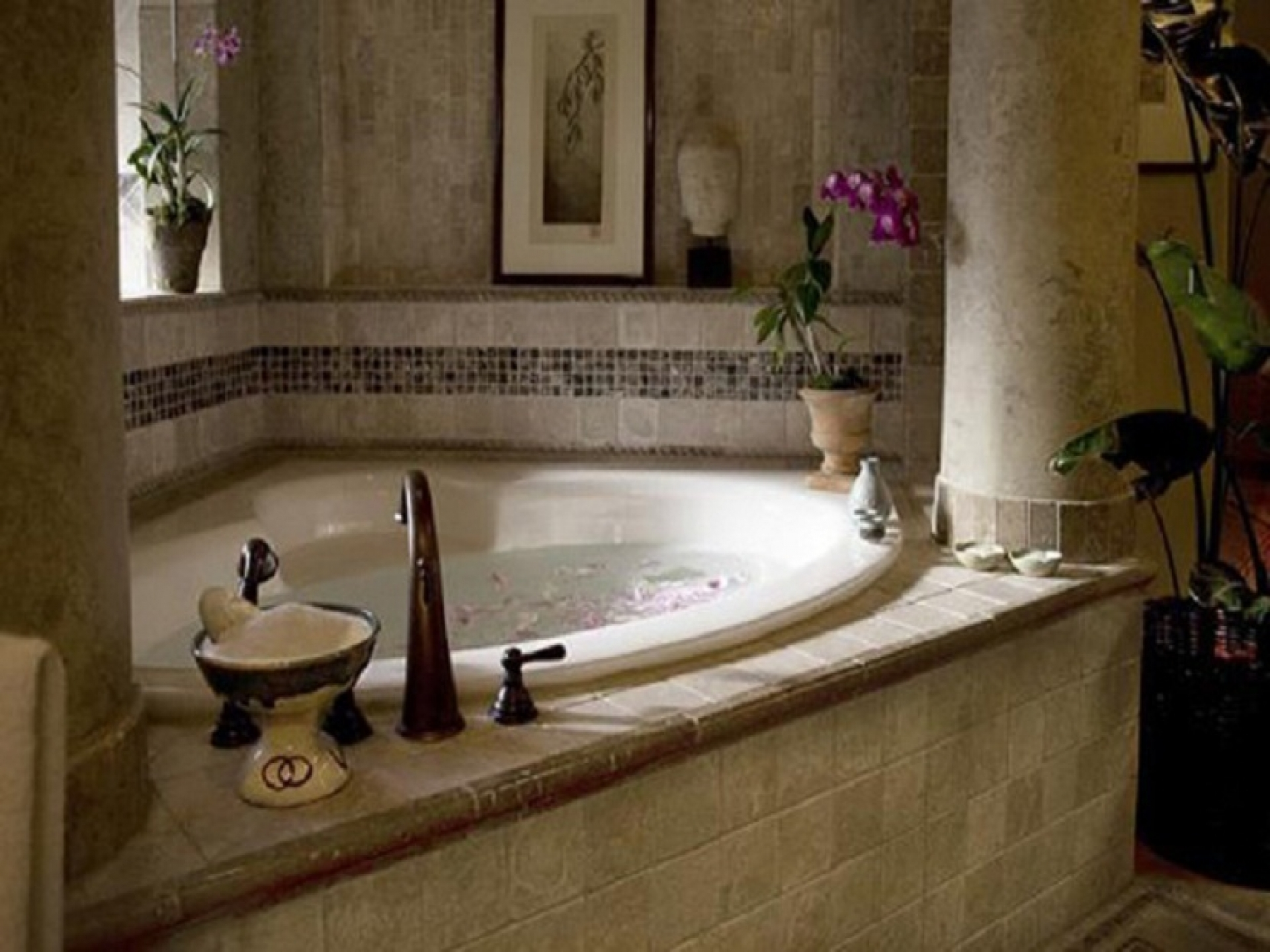 15 Best Images About Corner Tubs On Pinterest | Stand Up Showers With  Regard To Best