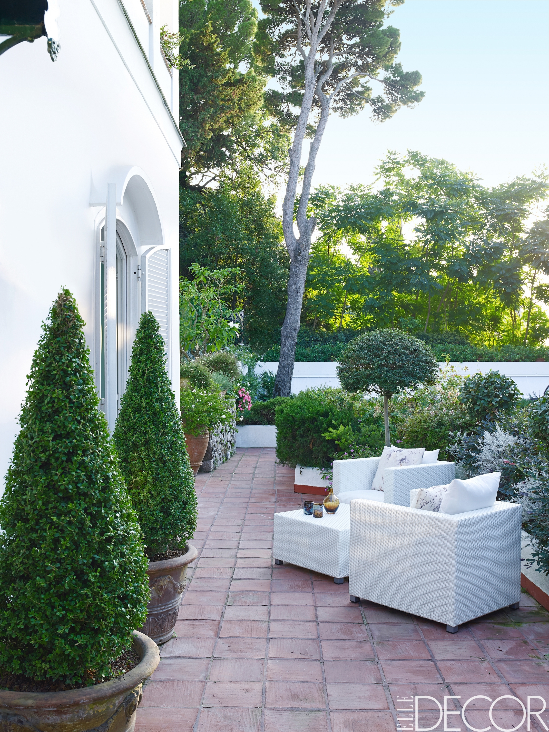 20 Patio Decor Ideas For Lazing Al Fresco This Summer with The Best Ideas For Garden Villa Apartments