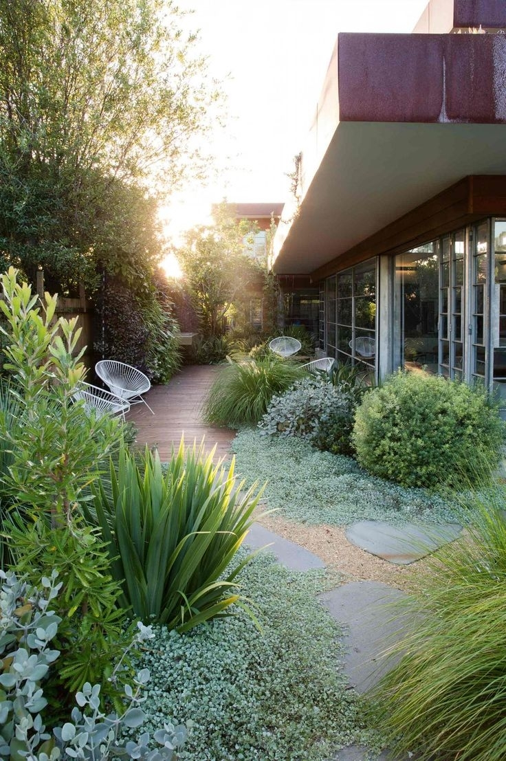 25+ Best Ideas About Courtyard Landscaping On Pinterest within The Best Ideas For Garden Villa Apartments